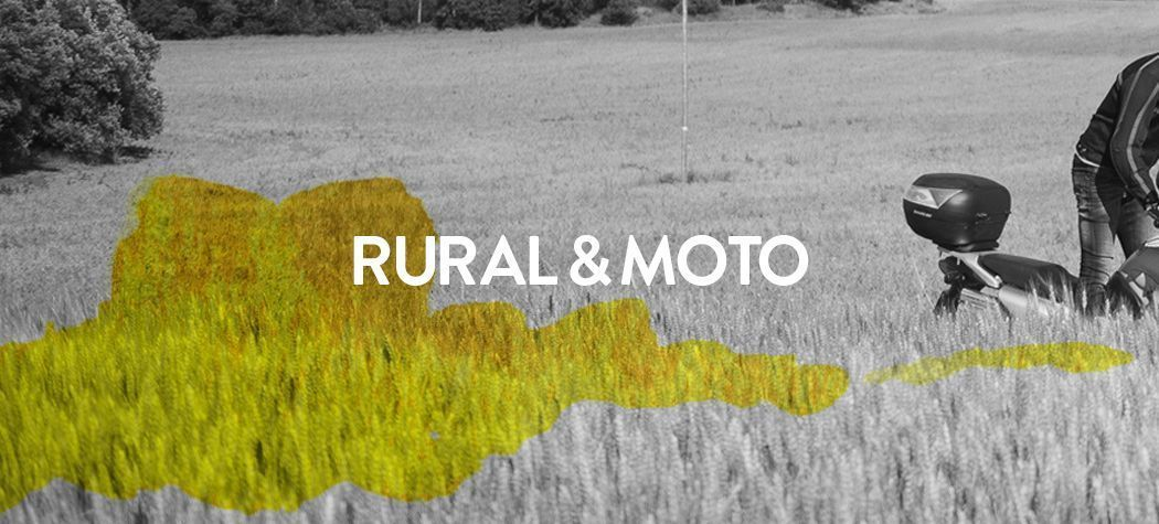 RURAL BREAKS ON MOTORBIKES